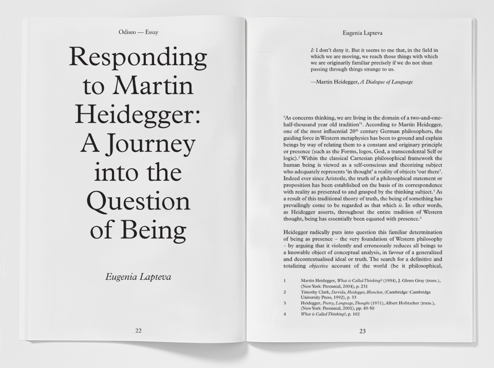 essay what is philosophy by martin heidegger Criticalink   heidegger: the question concerning technology   guide to pp 311-313 in what follows we shall be questioning concerning technology  the first pages of the question concerning technology, set the terms of heidegger's discussion.